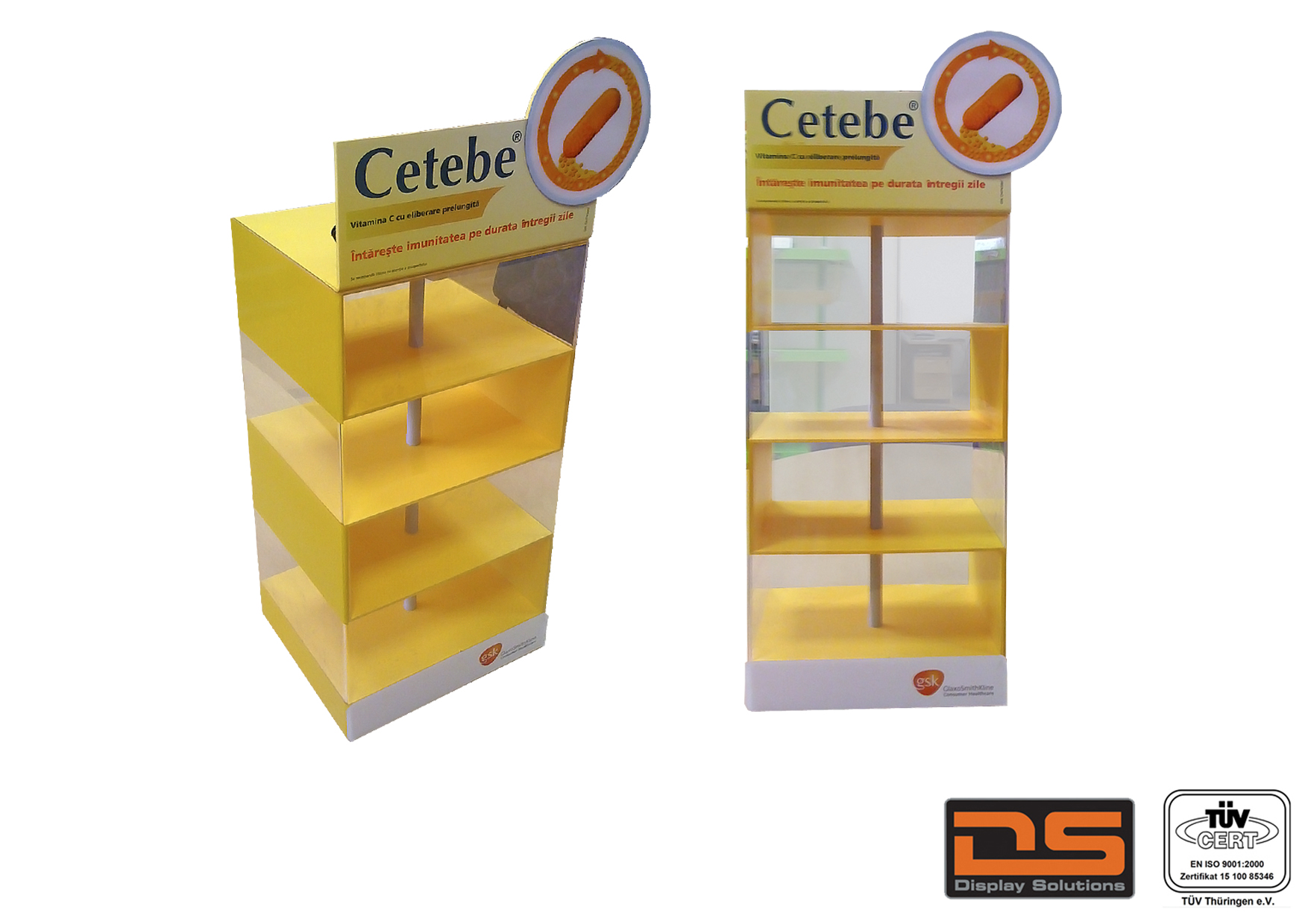 Special T Si >> Cetebe | Display Solutions